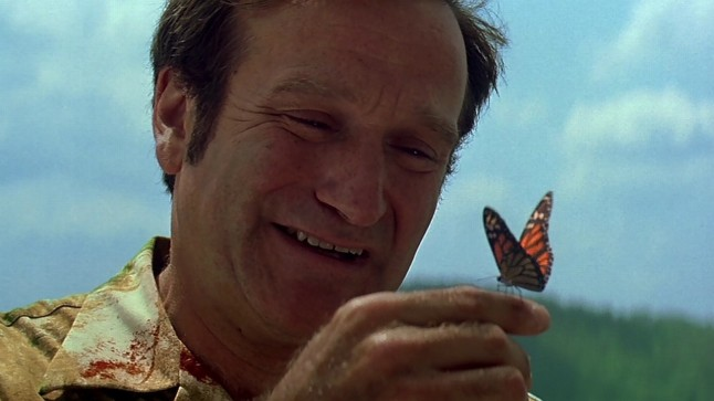 robin williams patch-adams-farfalla